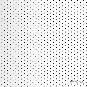 Вертикальные жалюзи алюминий:Перфорация белый