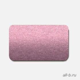 Горизонтальные жалюзи:25 мм металлик розовый