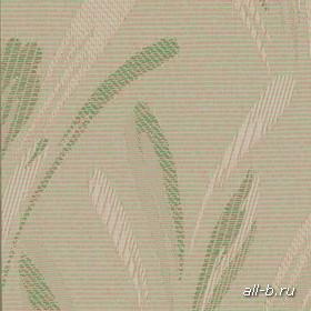 Вертикальные жалюзи Ткань:Джангл зеленый металлик