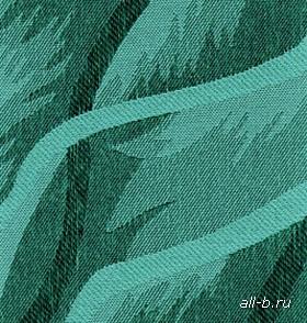 Вертикальные жалюзи Ткань:Рио темно-зеленый