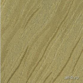 Вертикальные жалюзи Ткань:Венера техно золото
