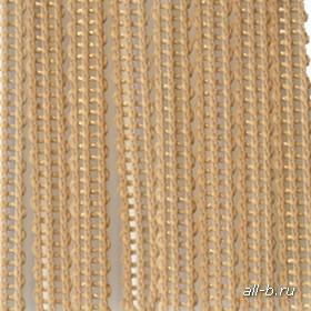 Вертикальные жалюзи бриз  (веревочные жалюзи):Бриз светло-коричневый
