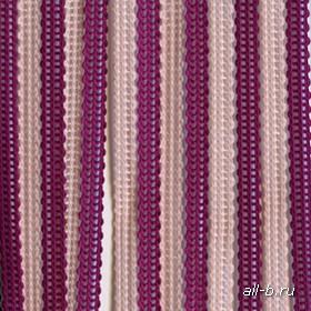 Вертикальные жалюзи бриз  (веревочные жалюзи):Бриз мульти сиреневый
