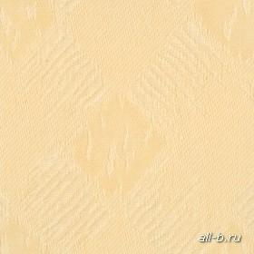 Вертикальные жалюзи Ткань:Жемчуг желтый