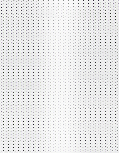 Вертикальные жалюзи алюминий:Перфорация серебро