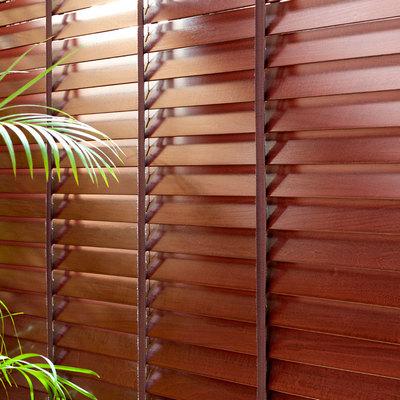 Горизонтальные деревянные, бамбуковые, пфх жалюзи