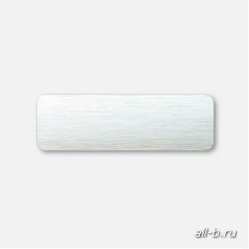 Горизонтальные жалюзи:16 мм металлик браш белое золото