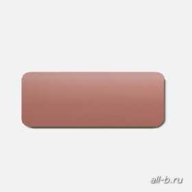 Горизонтальные жалюзи:25мм матовый розовый