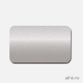 Горизонтальные жалюзи:25мм металлик серебро