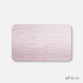 Горизонтальные жалюзи:25 мм браш розовый