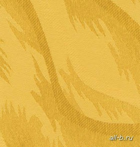 Вертикальные жалюзи Ткань:Рио желтый