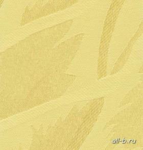 Вертикальные жалюзи Ткань:Рио светло-желтый