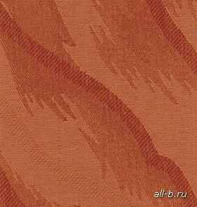 Вертикальные жалюзи Ткань:Рио оранжевый
