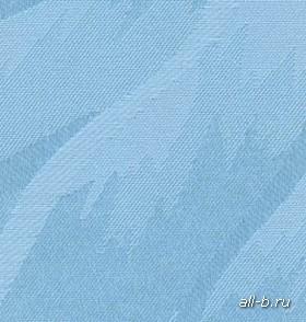 Вертикальные жалюзи Ткань:Рио голубой