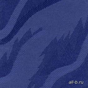 Вертикальные жалюзи Ткань:Рио синий