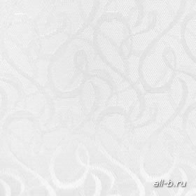 Вертикальные жалюзи Ткань:Рококо белый