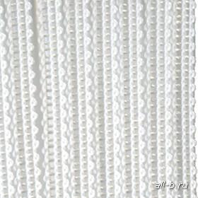 Вертикальные жалюзи бриз  (веревочные жалюзи):Бриз белый