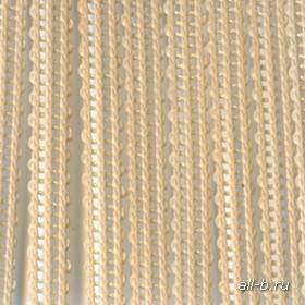 Вертикальные жалюзи бриз  (веревочные жалюзи):Бриз бежевый