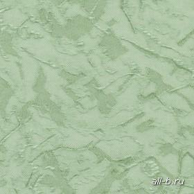 Вертикальные жалюзи Ткань:Шёлк светло-зеленый