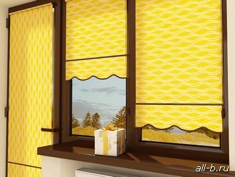 Рулонные шторы: Mini (мини)